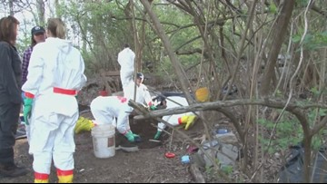 UT's Body Farm teaches officers crucial forensic skills during summer training