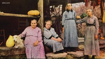 The Walker sisters' pumpkins: How squash saved a Smoky Mountains family