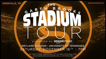 Ready for round two? Tips to get Garth Brooks tickets faster on Sept. 19