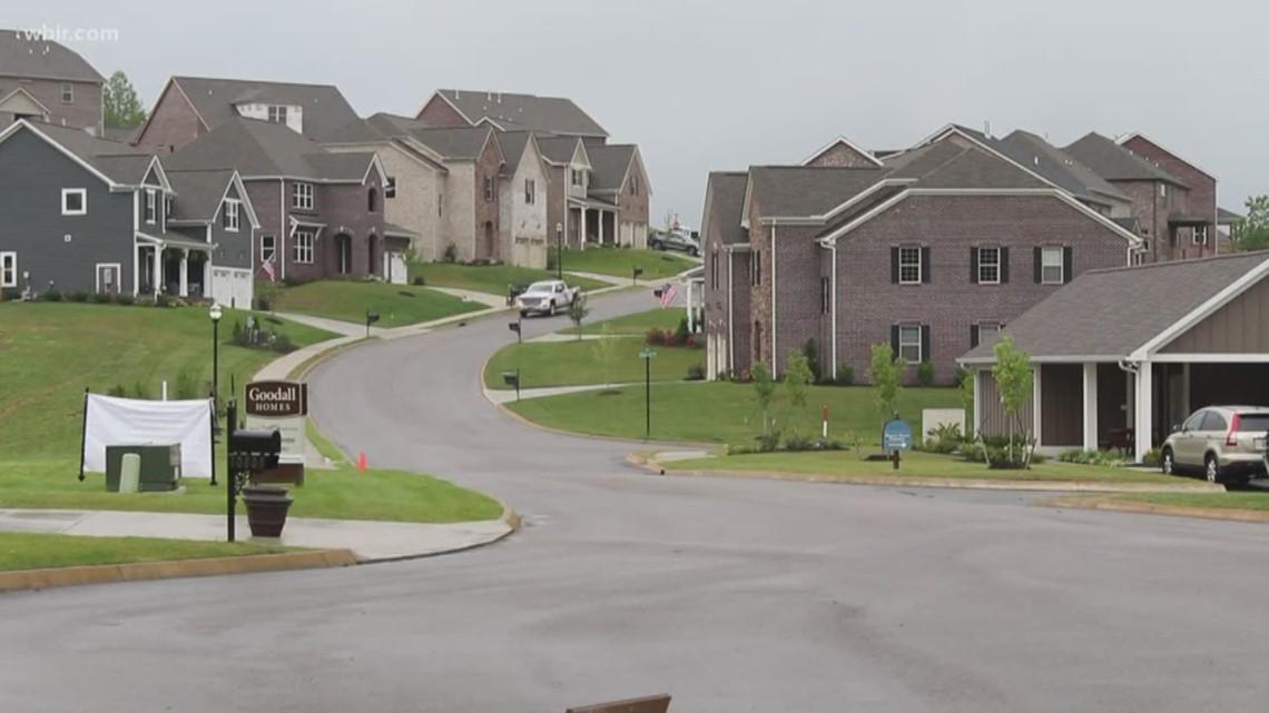 Knoxville area experiencing unprecedented housing market