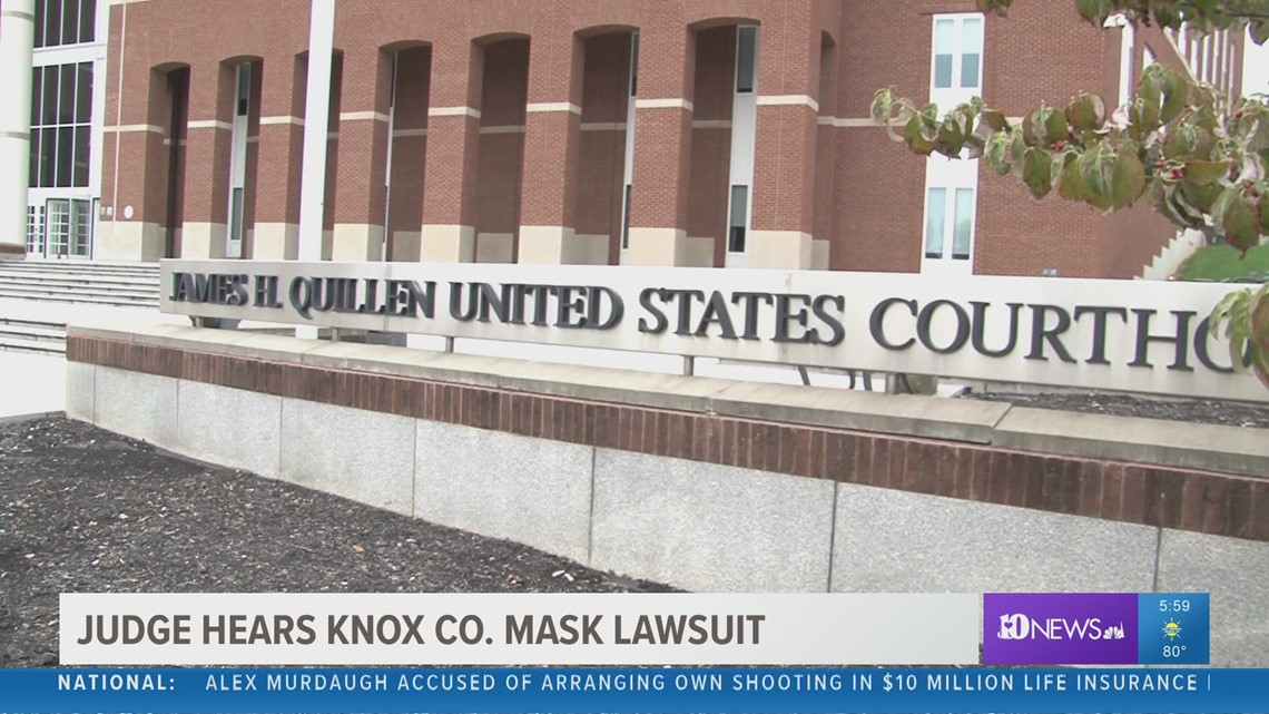 Judge to issue written ruling on bid by Knox County parents to require masks in schools