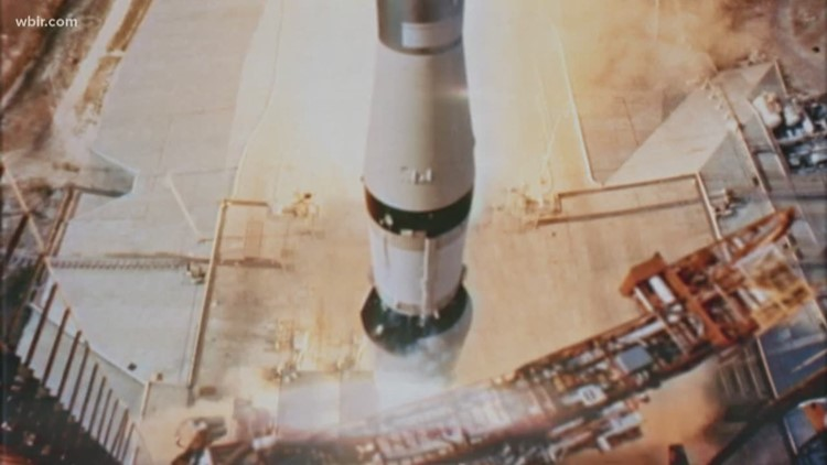 Knoxville man remembers witnessing Apollo 11 launch