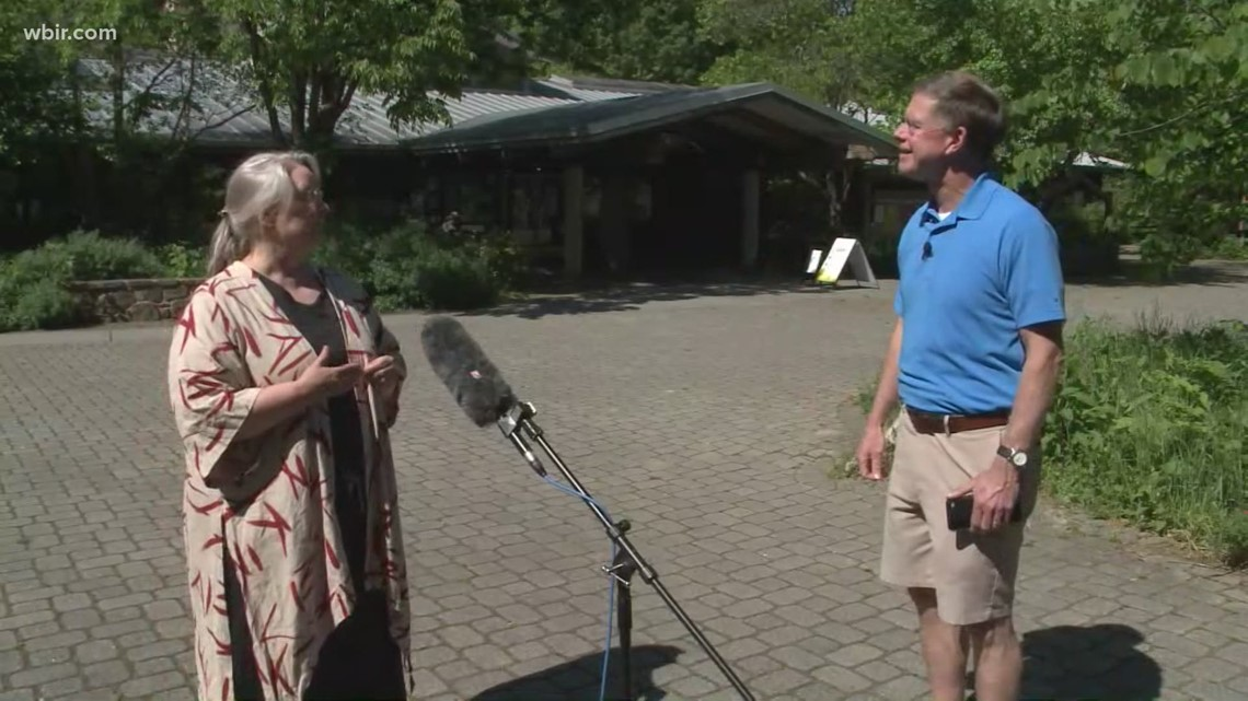 Ijams Nature Center hosts Bluegrass Jamboree