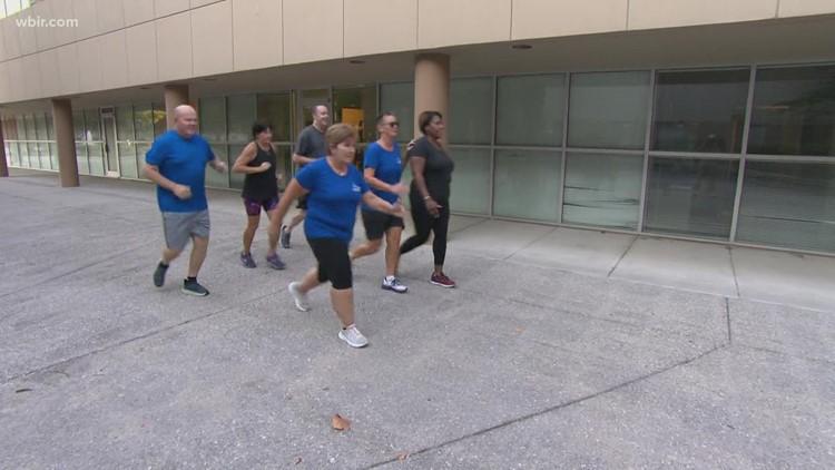 Teamwork makes the dream work for Knoxville Marathon training