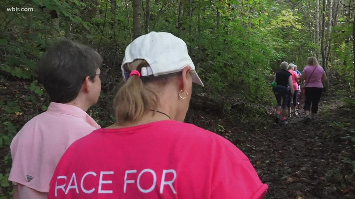 Nonprofit Hiking for Healing helps cancer fighters navigate life through nature