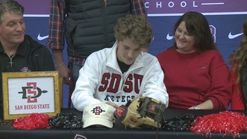Jacob Balsley Signs with San Diego State