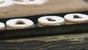 In the Kitchen: Linzer Cookies