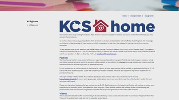 Knox County Schools to roll out learning from home plan Monday