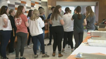 UT celebrates 225 years by helping others