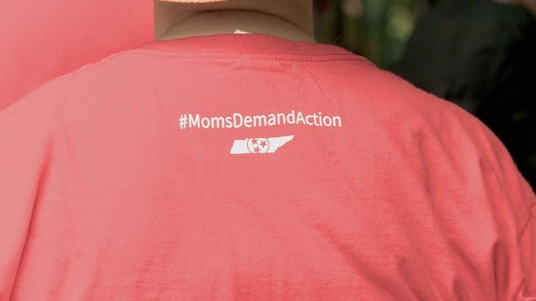 'Moms Demand Action' rallies for more gun control legislation