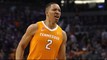 VFL Grant Williams officially signs rookie contract with Celtics