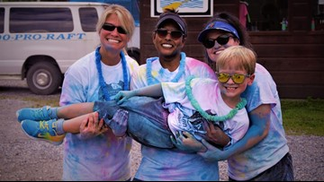 Grassy Fork Volunteer Fire and Rescue to host 4th annual Color Fun Run/Walk