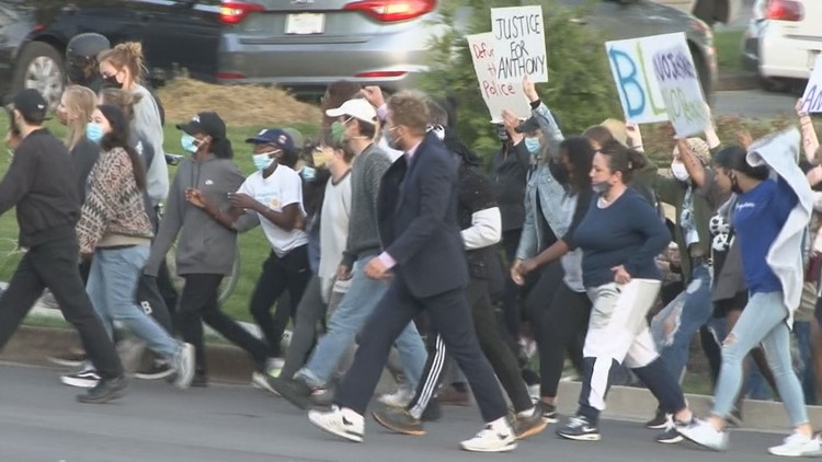 Knoxville police and city leaders outline safety plan for protests