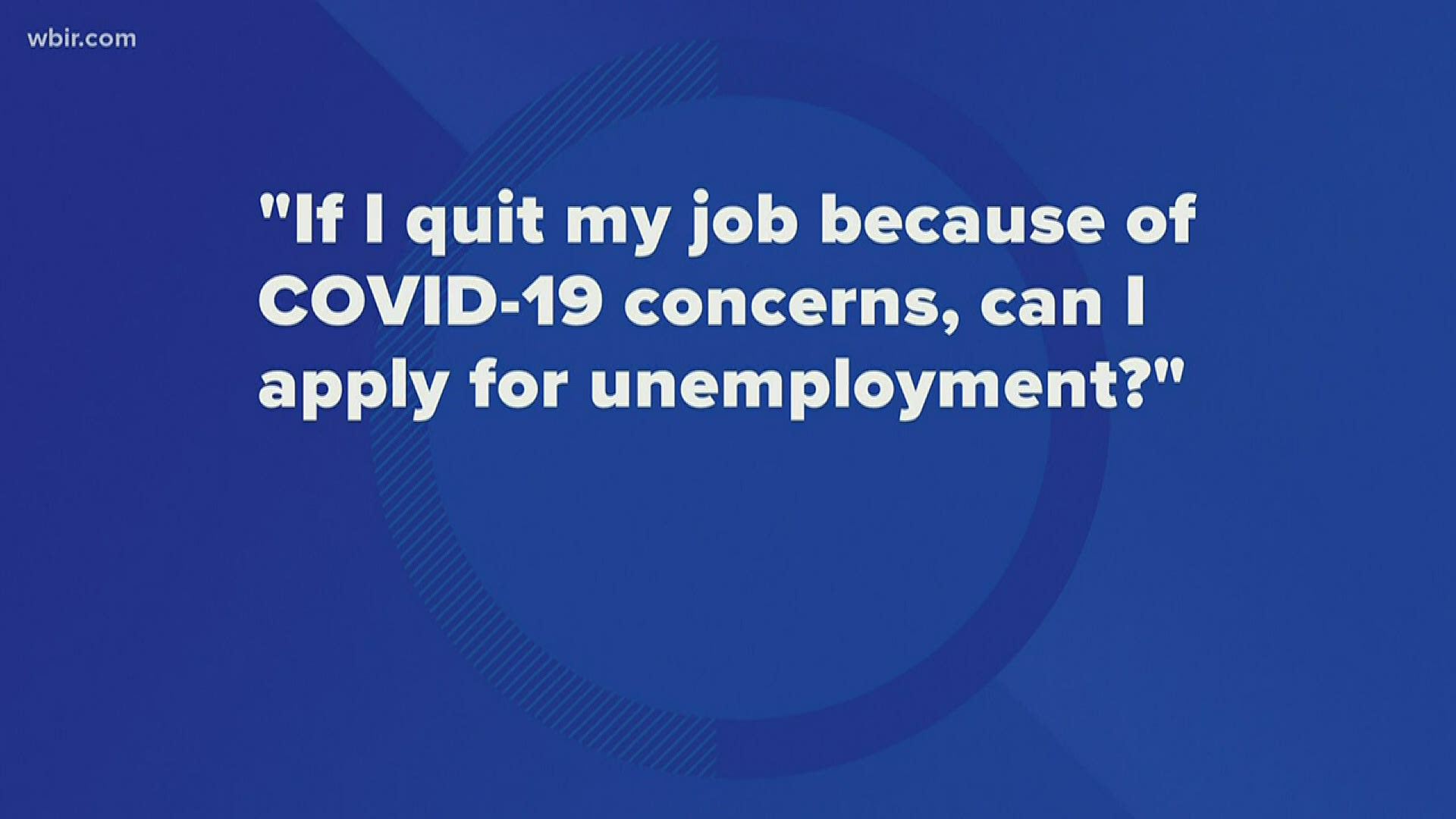 Refusal To Work Could Impact Tennessee Employment Wbir Com