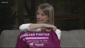 Countdown is on to Susan G. Komen Race for the Cure in Knoxville
