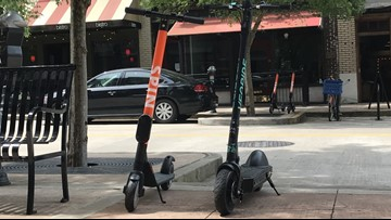 E-scooters in Knoxville: What you need to know about your