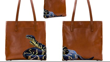 Designer Patricia Nash fashions limited edition handbags to support Zoo Knoxville