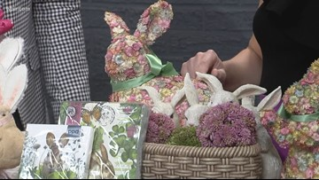 Tips for creating spring and Easter tablescapes