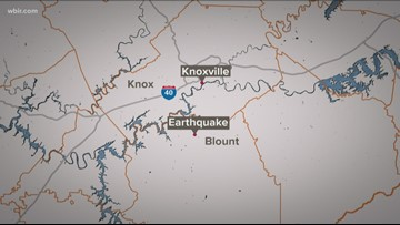 2.4-magnitude quake recorded in Eagleton Village