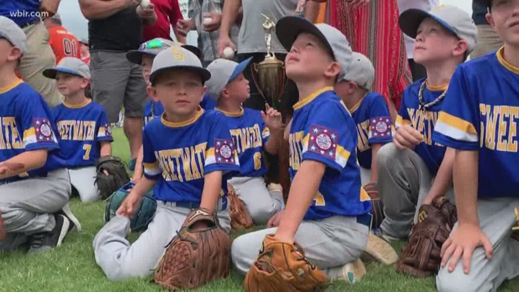 Sweetwater Dixie Youth Baseball Team wins World Series | wbir com