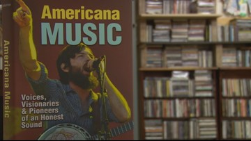 Americana music expert shares interviews with legends in new book