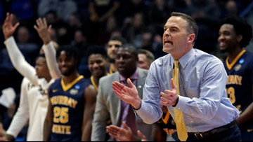 Oak Ridge native Matt McMahon leads Murray State to trounce Marquette in tournament's biggest upset so far
