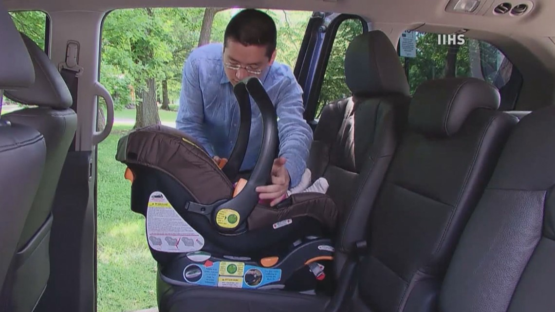 Study: 80 percent of car seats are improperly installed