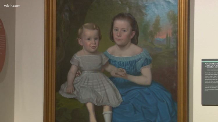 'Social media of the past' | East Tennessee History Center showcases portraits from 19th-century artist