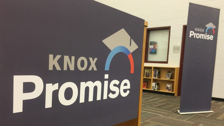 Knox Promise sign