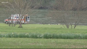 Woman rescued after getting trapped in mud in East Knox County