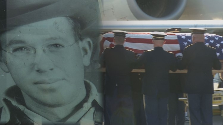 Roane County WWII veteran's remains returned home