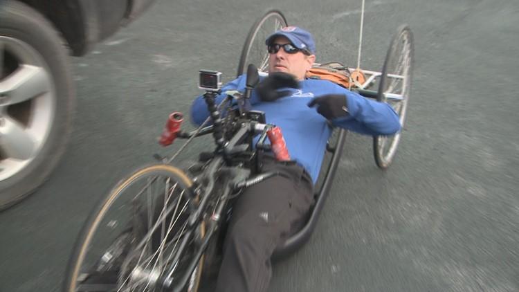 Handcylist David Neumer