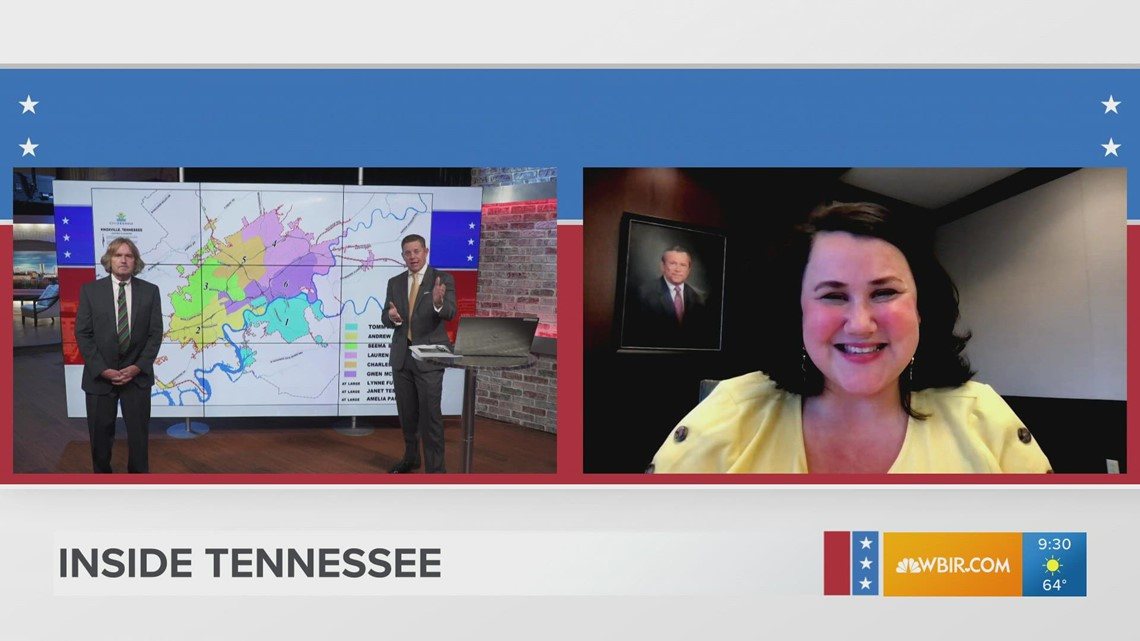 Inside TN: A closer look at redistricting, Part 1