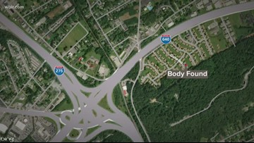Knoxville police find man's body by North Ridge apartment complex