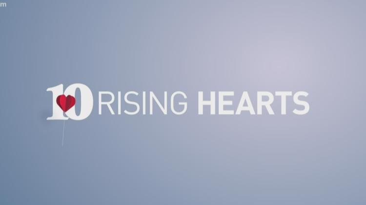 10 Rising Hearts