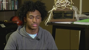 Bearden's Ques Glover on commitment to Florida