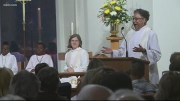 Local church leaders celebrate Absolam Jones