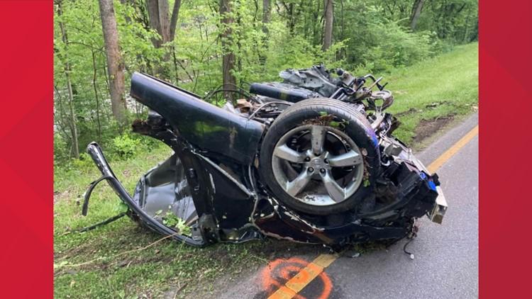 Man dies in single-vehicle crash on the Spur, GSMNP rangers say