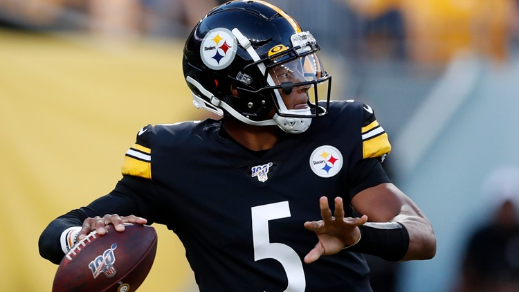 VFL Josh Dobbs traded from Pittsburgh to Jacksonville after quarterback injury