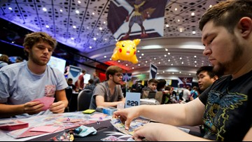 """'Gotta catch them all!"""" 