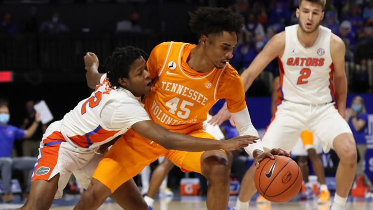 Vol freshman Keon Johnson declares for NBA Draft