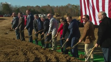 Construction to start on new Northwest Knoxville shopping center