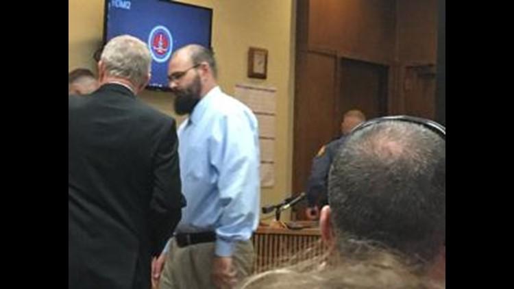 Judge denies mistrial on day Sgt. Baker's bodycam is shown in Wiggins' murder case