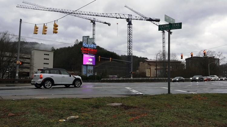 Harrah's Cherokee Casino in Cherokee North Carolina
