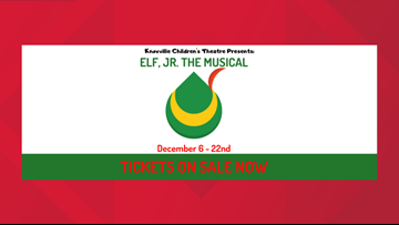 KCT performs Elf Jr. The Musical