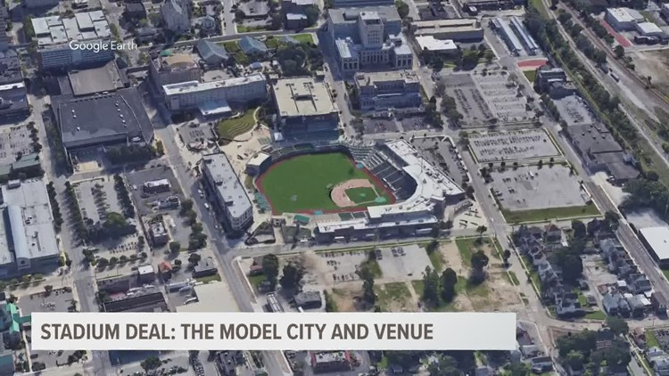 Will downtown baseball succeed? An Indiana city may be a model