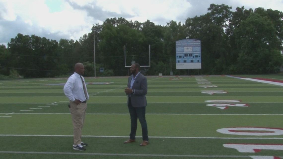 One-on-one with Austin-East Head Coach Antonio Mays