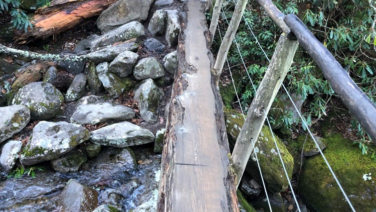Rainbow Falls trail to partially close for 2 weeks for bridge repair
