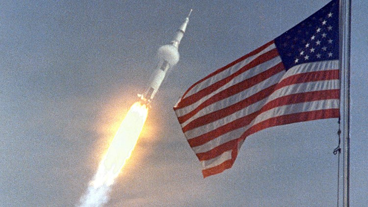 The roar, the fire, the majesty: Knoxvillians recall Apollo 11 liftoff
