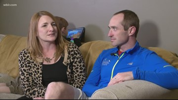 Meet the Altmans: The couple behind the Covenant Health Knoxville Marathon
